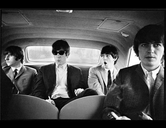 In pictures: The Beatles' first North American tour