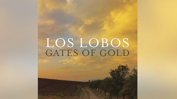 "PHOTO: Los Loboss ""Gates Of Gold"" album cover."