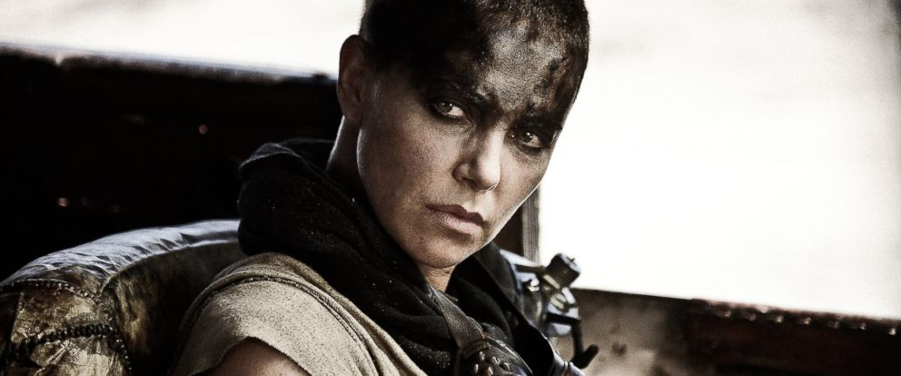 "PHOTO: ""Mad Max: Fury Road"" stars Charlize Theron and Tom Hardy."