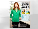 PHOTO: Actress Marcia Cross appears in a PSA for the PSA to the Safeway Foundation and Stand Up To Cancer (SU2C).