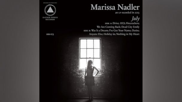 "PHOTO: Marissa Nadlers album ""July"""