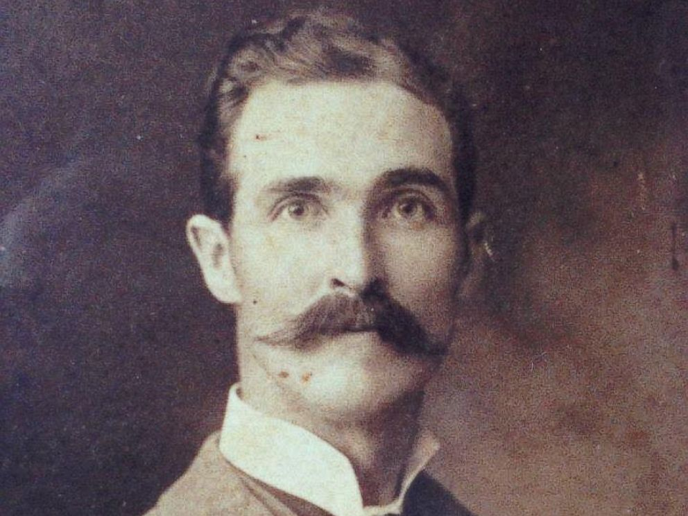 PHOTO: This Great-Great Grandfather Looks Exactly Like Matthew McConaughey