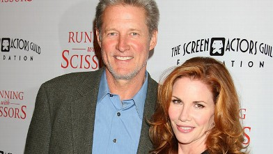 PHOTO: Bruce Boxleitner and wife Melissa Gilbert.