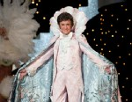 """PHOTO: Actor Michael Douglas portrays performer Liberace in the 2013 film """"Behind the Candelabra""""."""