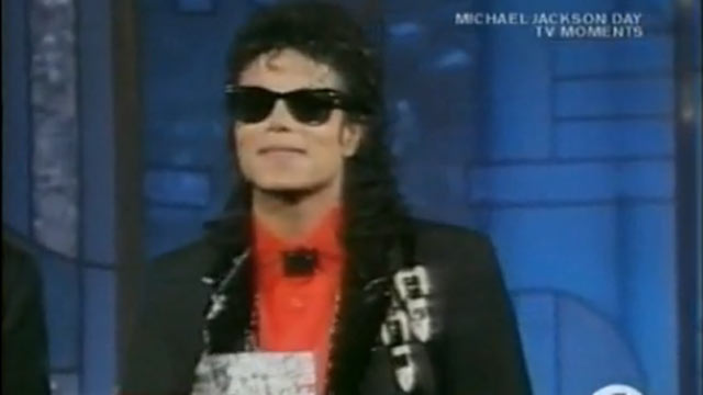 PHOTO: Micheal Jackson surprise appearance