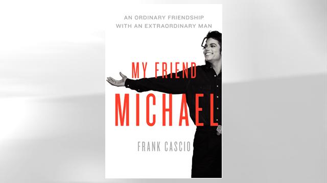PHOTO: Book cover: My Friend Michael