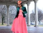 PHOTO: UnderWraps Agency model Hajer Naili is seen here modeling a head scarf.