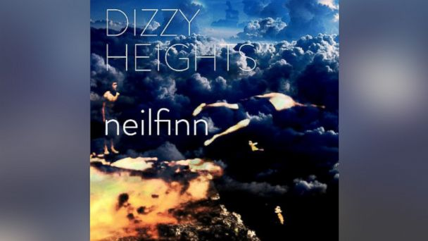 "PHOTO: Neil Finns album ""Dizzy Heights"""