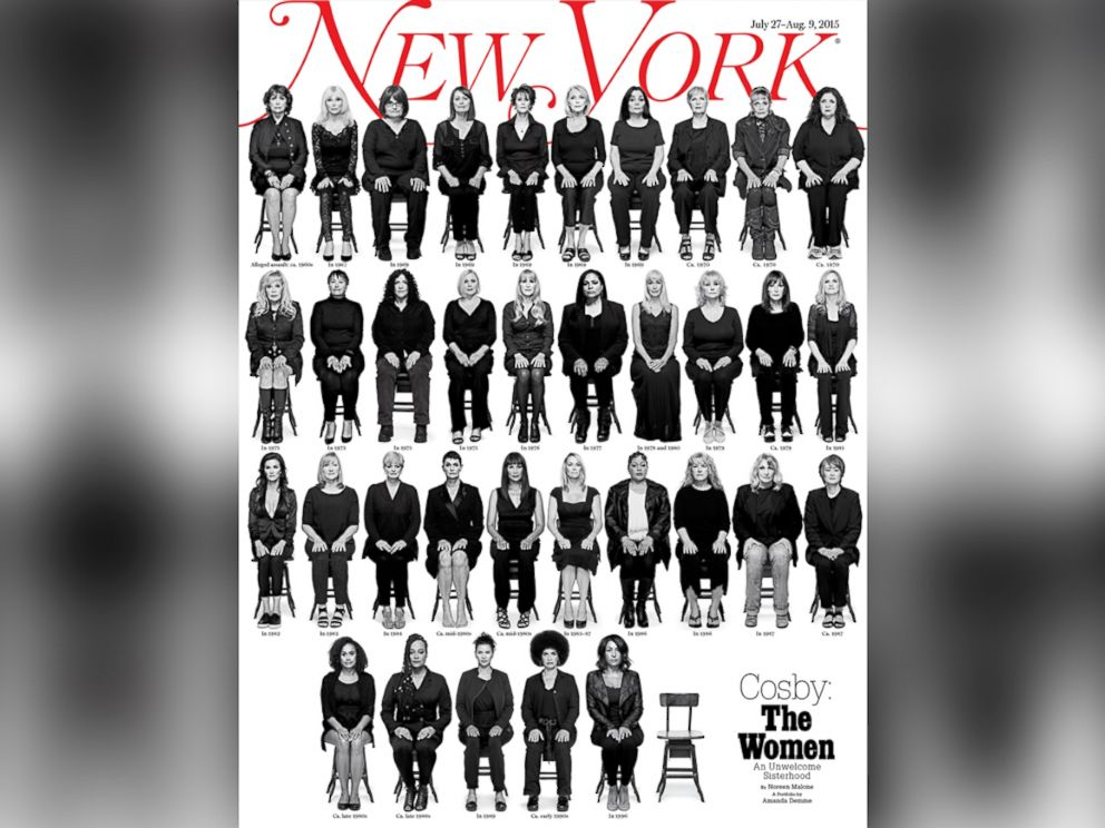 PHOTO: The cover of New York Magazine released this week.