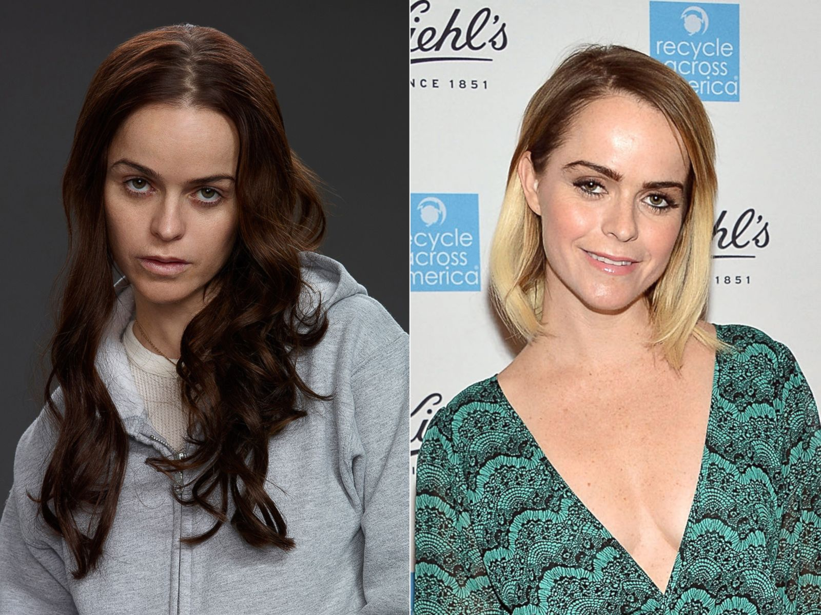 Orange Is The New Black Lip Tattoo Meaning: 'Orange Is The New Black' Cast On-Screen And Off Photos