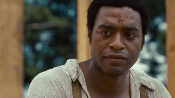 """PHOTO: Chiwetel Ejiofor stars in the film """"12 Years a Slave."""""""