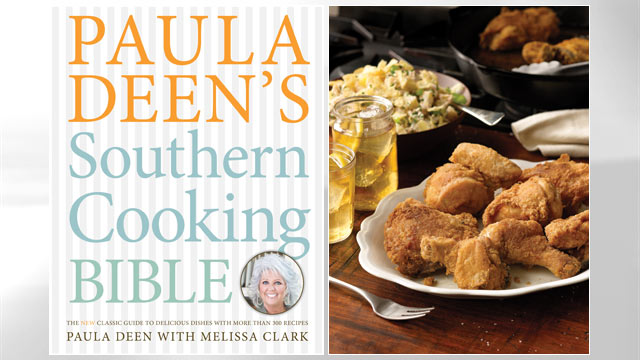 Paula Deens Best Ever Southern Fried Chicken Recipe Abc News