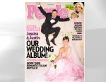 PHOTO: Justin Timberlake and Jessica Biel appear on the cover of People Magazine in the Nov. 5, 2012 issue, featuring images from their wedding.