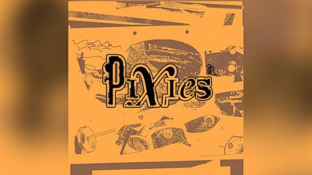 PHOTO: Pixies - Indie Cindy