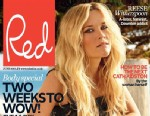 """PHOTO: Reese Witherspoon graces the cover of """"Red."""""""