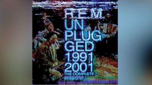 PHOTO: R.E.M. - Unplugged 1991/2001: The Complete Sessions