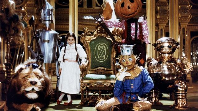 """PHOTO: Disney's """"Return To Oz,"""" 1985."""