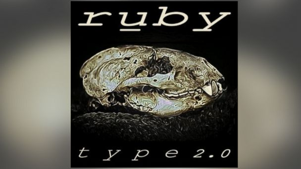 "PHOTO: Album cover of Ruby, ""Type 2.0"""