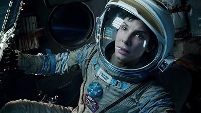 PHOTO:Sandra Bullock as Ryan Stone in 'Gravity.'