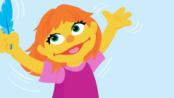 The Stigma Of Autism When All Eyes Are >> Sesame Street S 1st Muppet With Autism Aims To End Stigma Promote