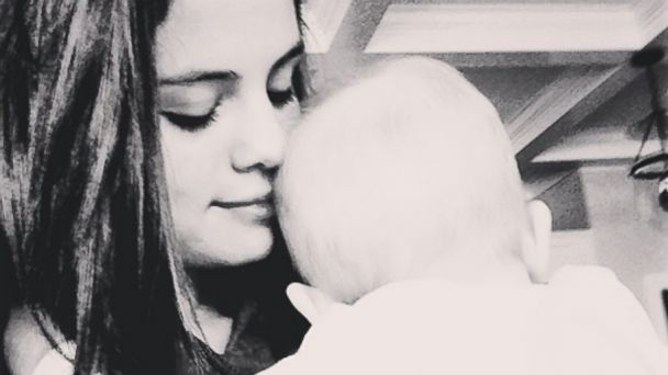 "PHOTO: Selena Gomez posted this photo to her Instagram account, Dec. 22, 2013, writing, "" Im the happiest Ive been in a while.. So blessed and thankful for the future, for release and to finally be happy for those I loved.."""