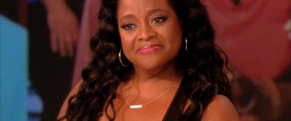 "PHOTO: Sherri Shepherd on the Aug. 11, 2014 episode of ""The View""/"
