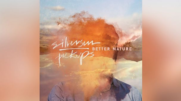 "PHOTO: Silversun Pickups ""Better Nature"" album cover."