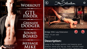 Photo: Jersey Shore Star The Situation Launches iPhone App: Grenade Dodger, GTL Finder Lets Jersey Shore Fans Live Like Mike The Situation Sorrentino