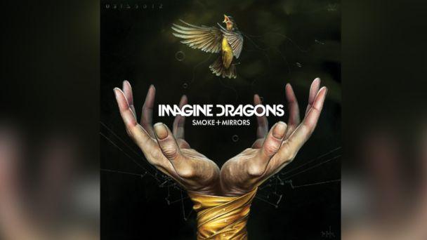 """PHOTO: Imagine Dragons """"Smoke + Mirrors"""""""