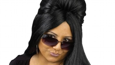 PHOTO: Snooki Halloween costume.
