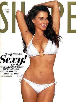 Modern Family Sofia Vergara Porn - Sofia Vergara Shows Off Curves on Shape Magazine Cover Picture | PHOTOS: Sofia  Vergara - ABC News