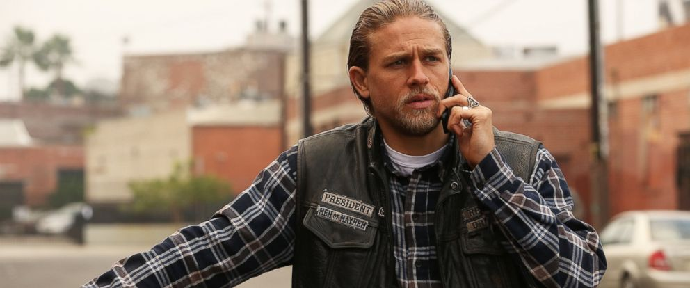 """PHOTO: Charlie Hunnam as Jax Teller is pictured in the """"Red Rose"""" episode of """"Sons of Anarchy."""""""