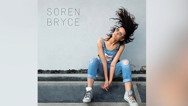 PHOTO:Soren Bryces self-titled album is pictured in this file photo.