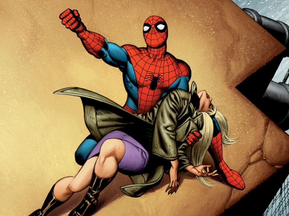 PHOTO: Gwen Stacy was killed by the Green Goblin in the June, 1973 issue of Amazing Spider-Man.