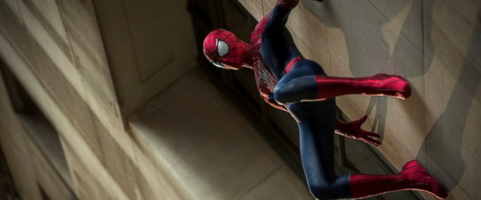 """PHOTO: Pictured is a still from """"The Amazing Spider-Man 2."""""""