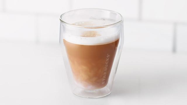 PHOTO: Vanilla latte