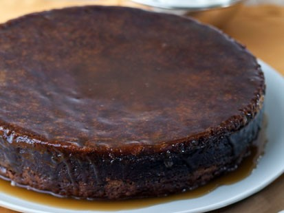 Photo Ina Gartens Sticky Toffee Pudding Recipe Is Shown Here