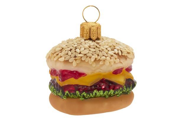 PHOTO: Sur La Table's slider ornament is shown here.