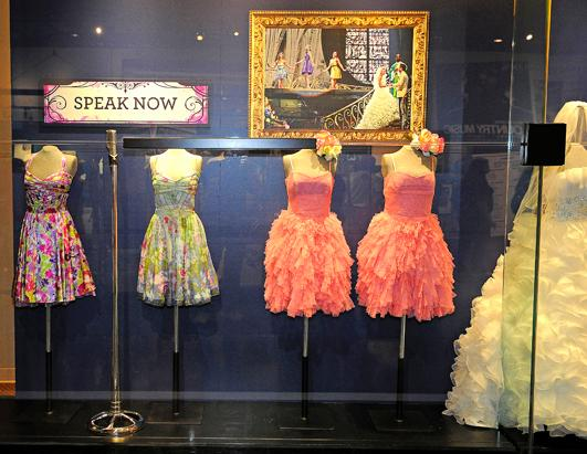 Dresses From Taylor Swift S Speak Now Tour Photos Abc News