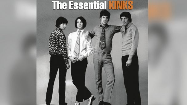 "PHOTO: The Kinks, ""The Essential Kinks"""