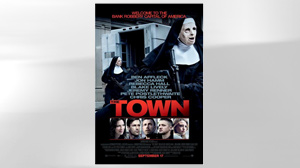 "PHOTO The poster for the film ""The Town"" is shown."