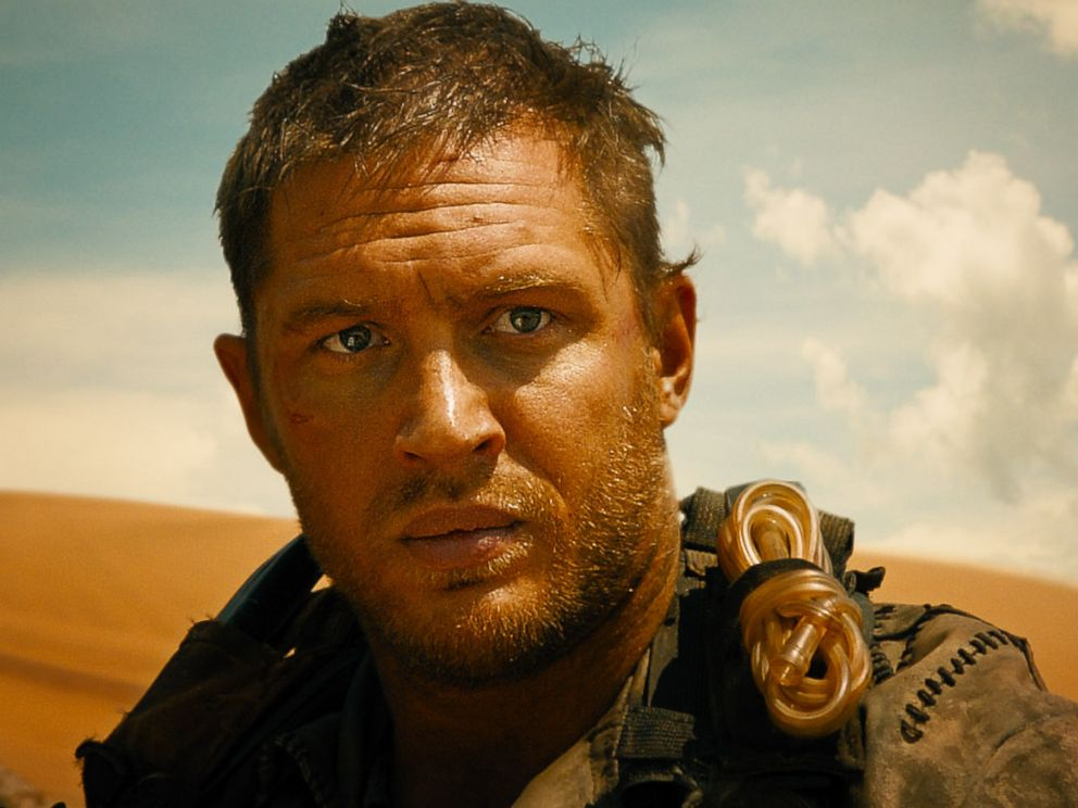 PHOTO: Tom Hardy appears in an image from Mad Max: Fury Road.