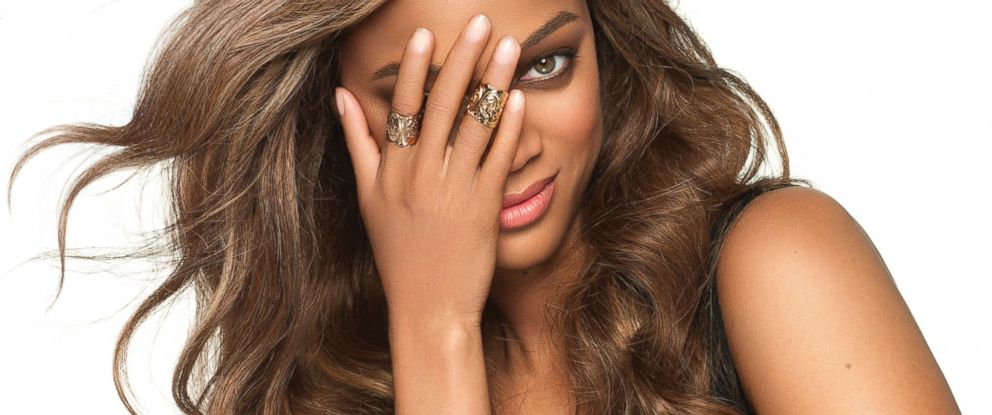 PHOTO: Supermodel and mogul Tyra Banks is launching her own cosmetics line, TYRA Beauty.