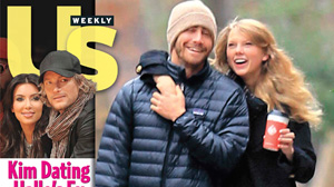 PHOTO Taylor Swift and Jake Gyllenhaal appear on the cover of the current issue of US Weekly.