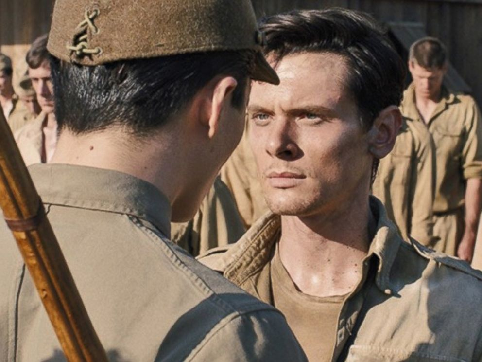 PHOTO: Pictured is a still from Unbroken.