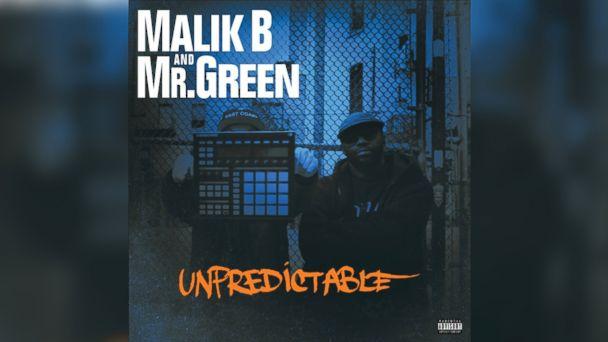 "PHOTO: Malik B & Mr. Greens ""Unpredictable"""