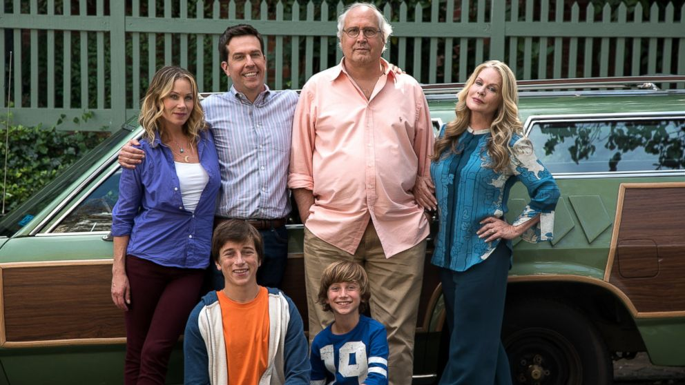 vacation movie review the griswolds are back abc news - Christmas Vacation Movie Cast