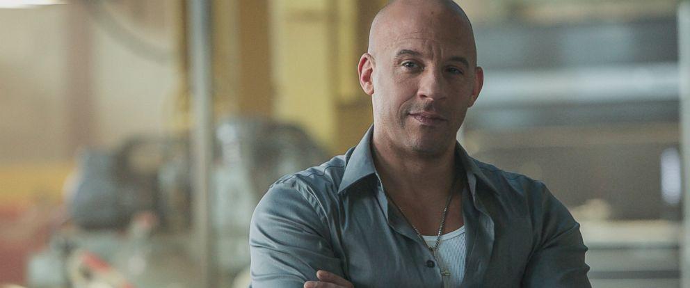 """PHOTO: Vin Diesel is Dom in """"Furious 7."""""""