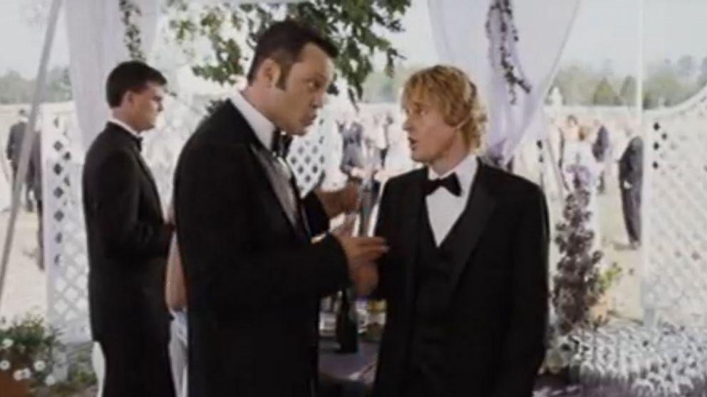 Vince Vaughn Wedding >> Wedding Crashers 10th Anniversary Why Bradley Cooper May
