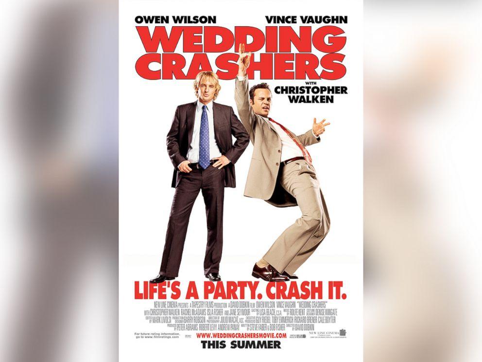 Photo The Wedding Crashers Movie Poster